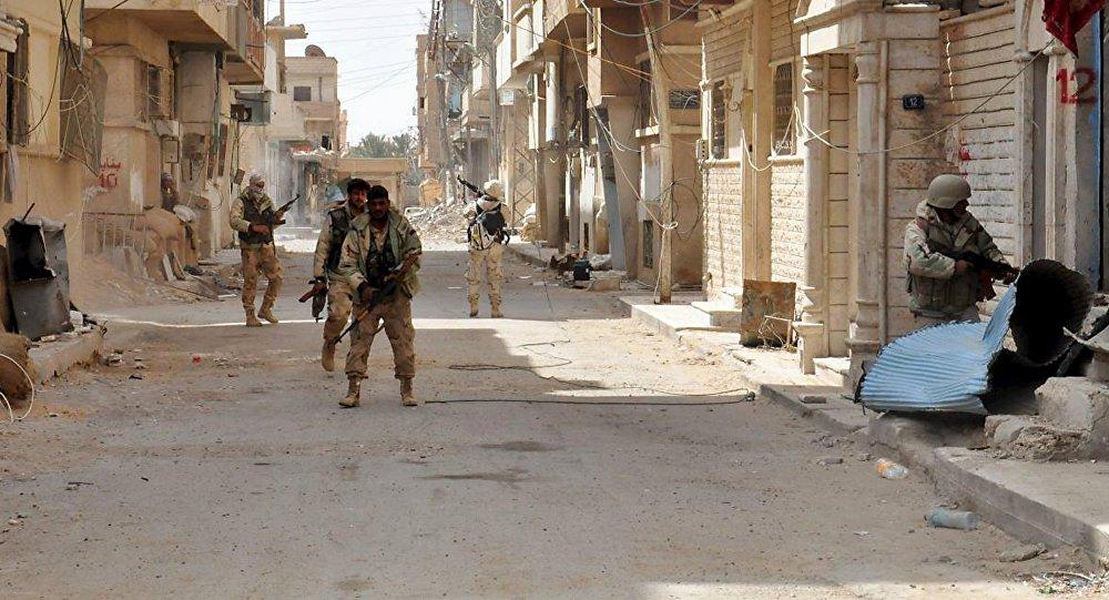 Palmira, Siria