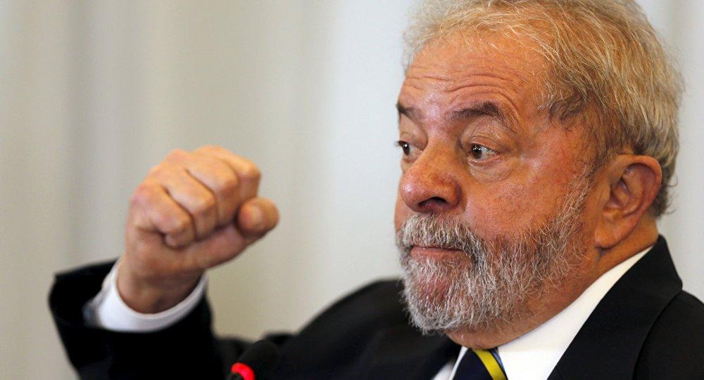 Luiz Inácio Lula da Silva, expresidente de Brasil y líder histórico del PT (archivo)