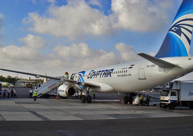 EgyptAir A320 (archivo)