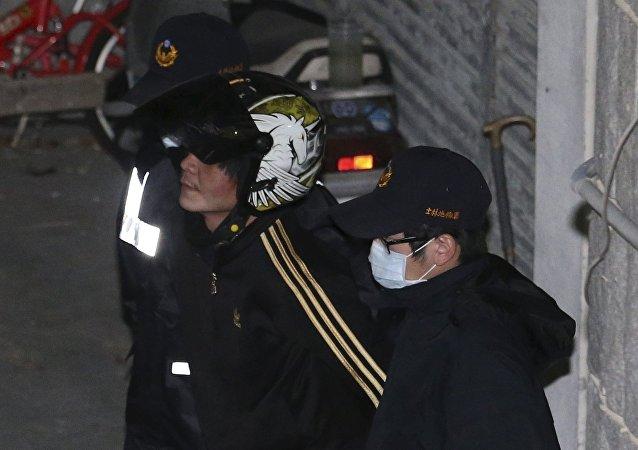 El sospechoso de decapitar a una niña de 4 años en Taiwán