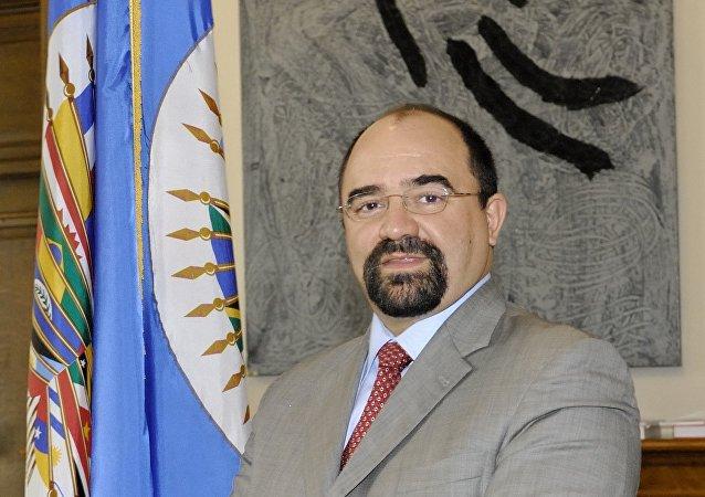 Emilio Alvarez Icaza Longoria, Secretario Ejecutivo de la CIDH