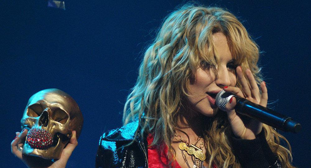 Svitlana Loboda, la cantante ucraniana