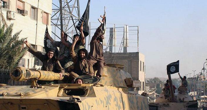Los militantes de Daesh