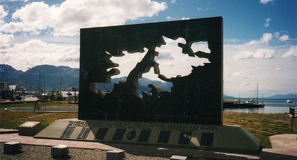 Monumento a los caídos en Malvinas (Argentina)