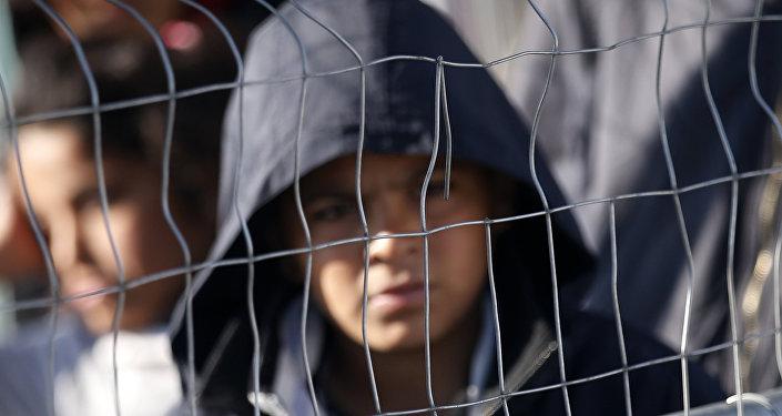 Refugiado en Europa