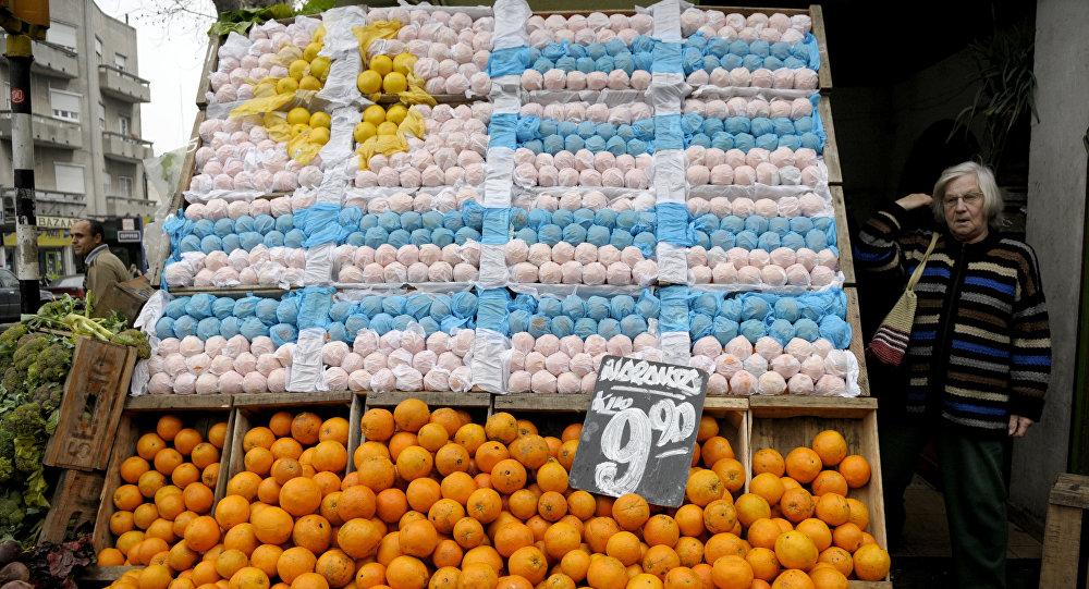 Mercado de Montevideo, Uruguay (archivo)