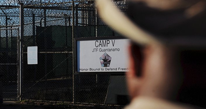 La cárcel Guantánamo