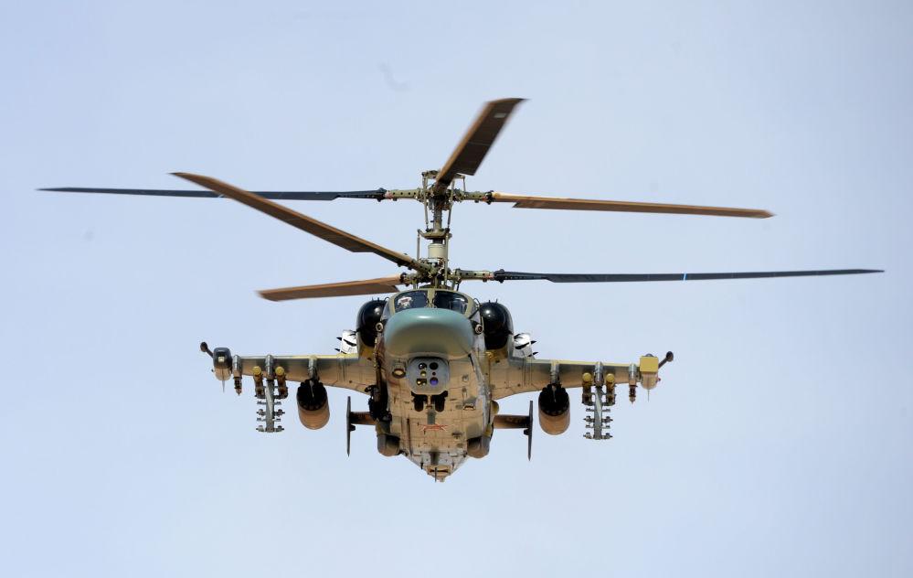 """Los """"Alligator"""" rusos en los combates en Siria"""