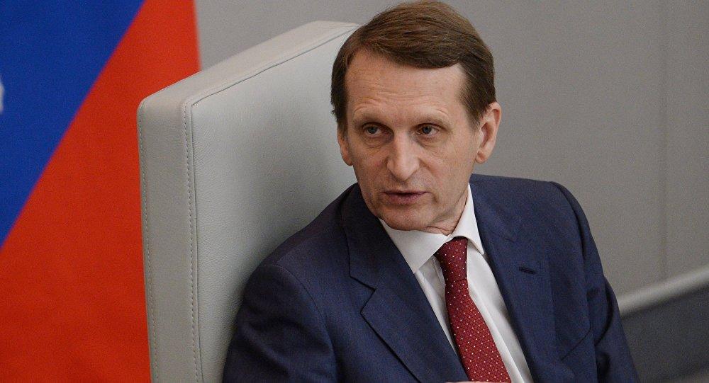 Serguéi Narishkin