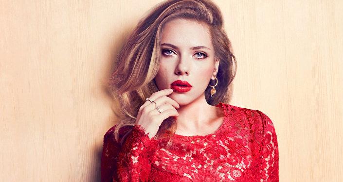 Scarlett Johansson, la actiz estadounidense