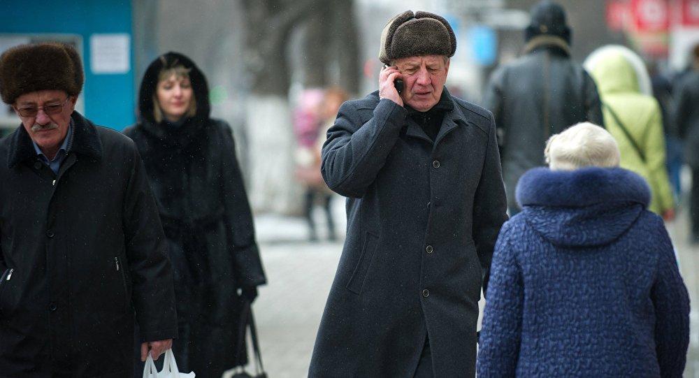 Residentes de Crimea