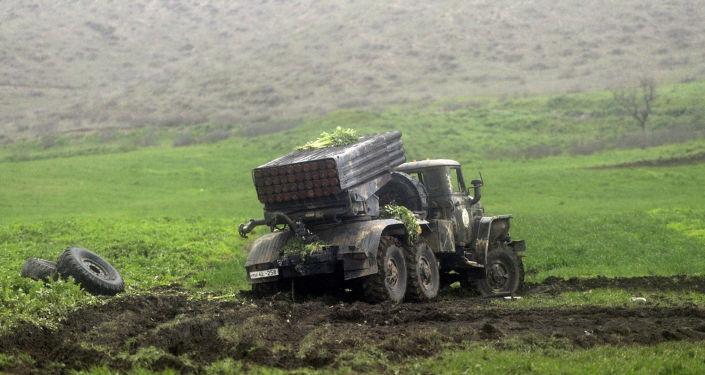 Nagorno Karabaj: La guerra de cuatro días