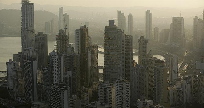 La ciudad de Panamá