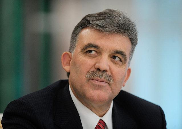 Abdullah Gul, expresidente turco