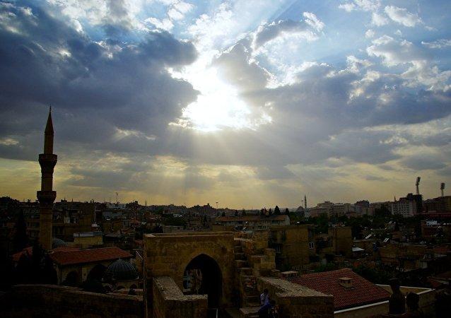 Ciudad de Gaziantep, Turquía