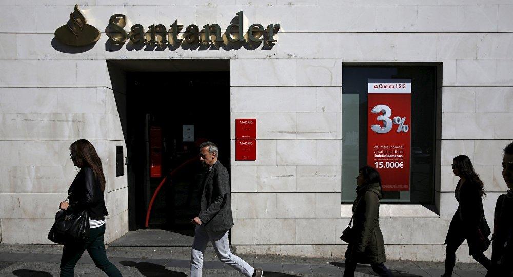 Banco Santander en Madrid