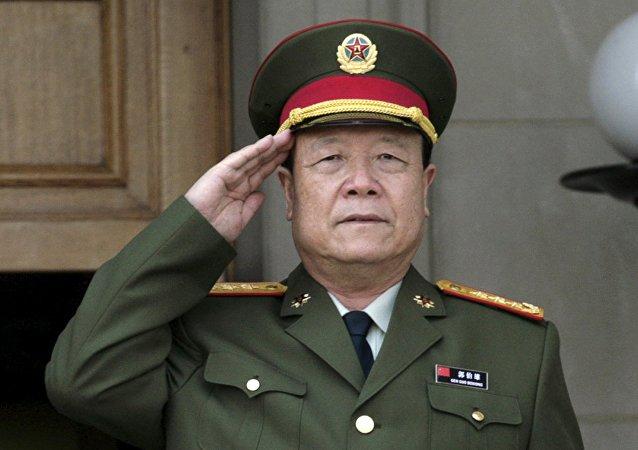 Guo Boxiong (archivo)