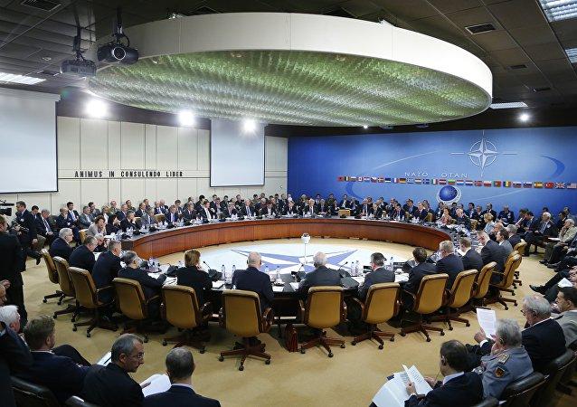 Sesión del Consejo Rusia-OTAN