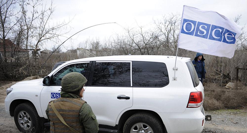 Misión de la OSCE en Ucrania
