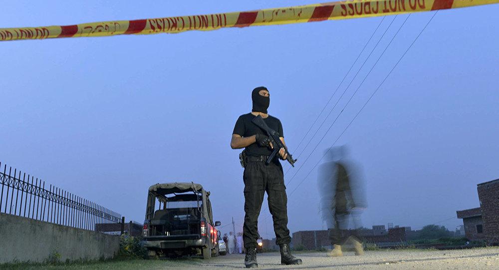 Policía paquistaní (archivo)