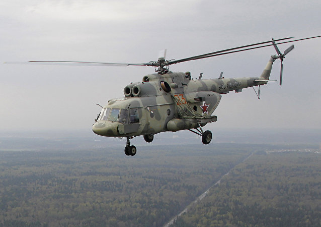 Helicópteros Mi-17