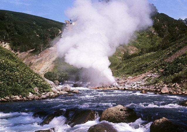 El Valle de Géiseres en Kamchatka: ¡Belleza que te dejará estupefacto!
