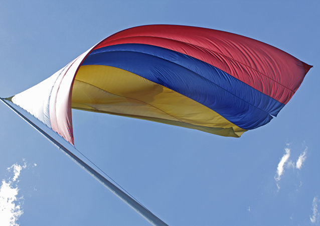 Bandera de Colombia (archivo)
