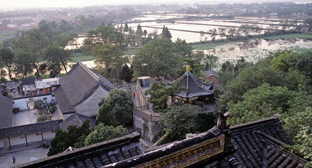 China (Archivo)