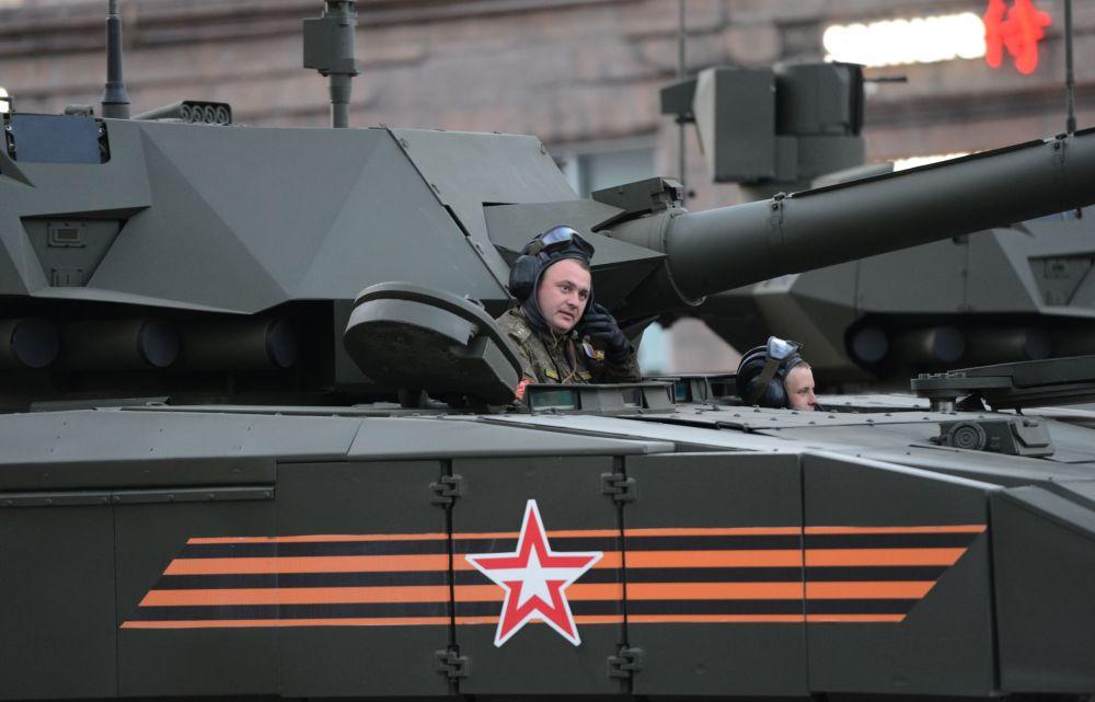 El milagro blindado Armata