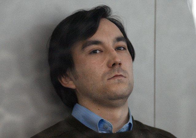 Evgueni Eroféev, declarado culpable en Ucrania de actividades terroristas