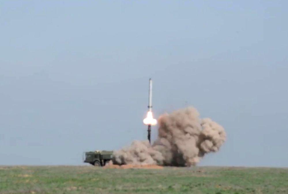 Resultado de imagen de misil complejo Iskander-M