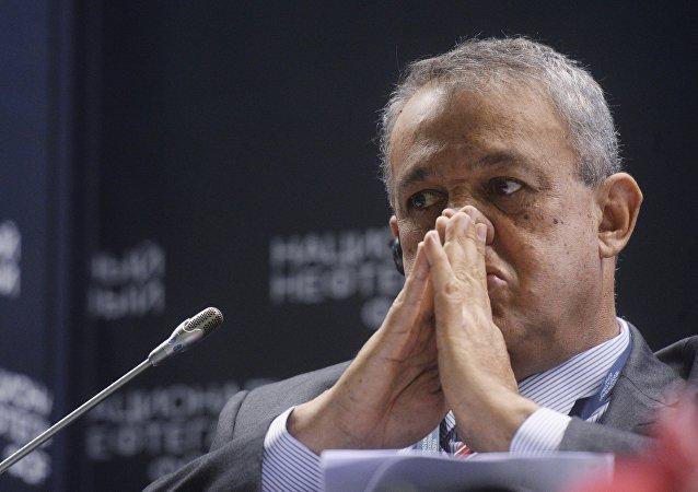 Eulogio del Pino, el ministro de Petróleo de Venezuela