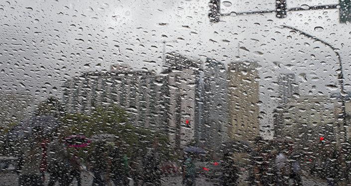Lluvias en Argentina