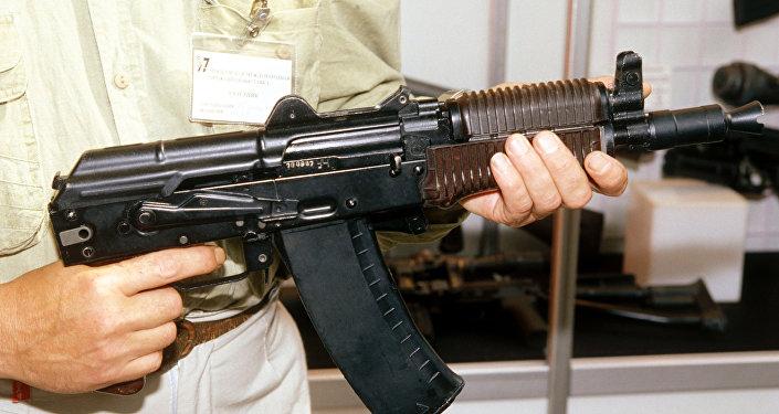 Fusil de asalto Kalashnikov