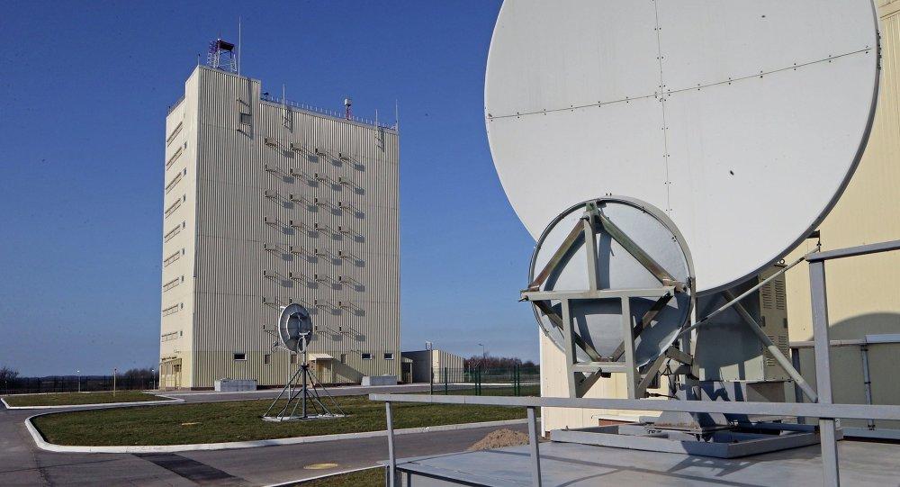 Radar 'Vorónezh' en la región de Kaliningrado