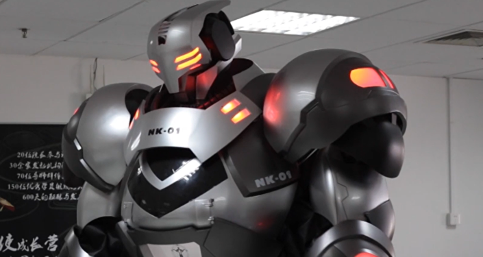 Iron Man: Hecho en China