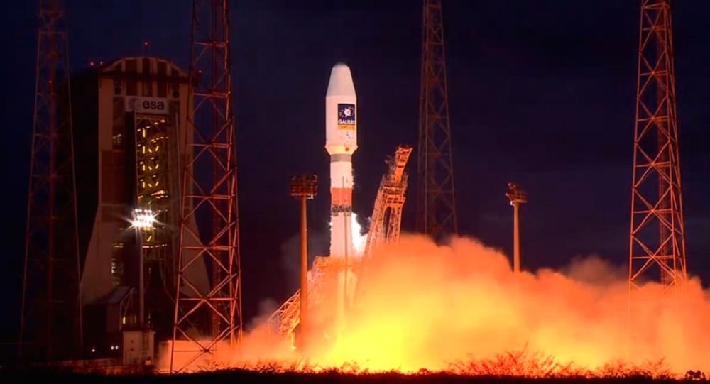 Cohete Soyuz-ST