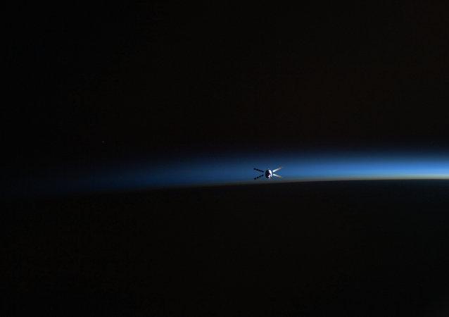 Un planeta (imagen rederencial)