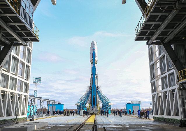 El nuevo cosmódromo Vostochni