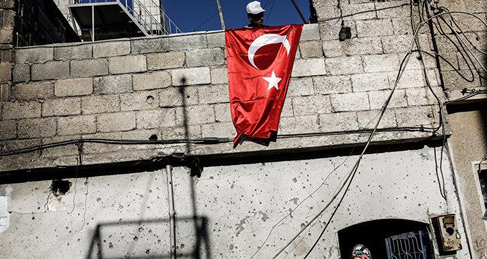La localidad fronteriza turca de Kilis que sufrió el ataque desde el territorio controlado por Daesh