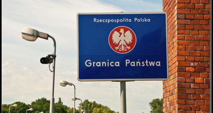 Frontera de Polonia