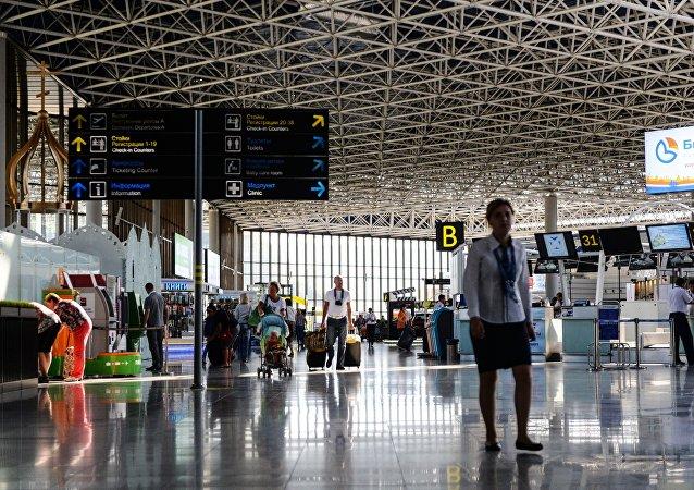 Aeropuerto de Sochi