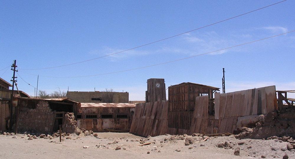 Humberstone, la localidad chilena abandonada
