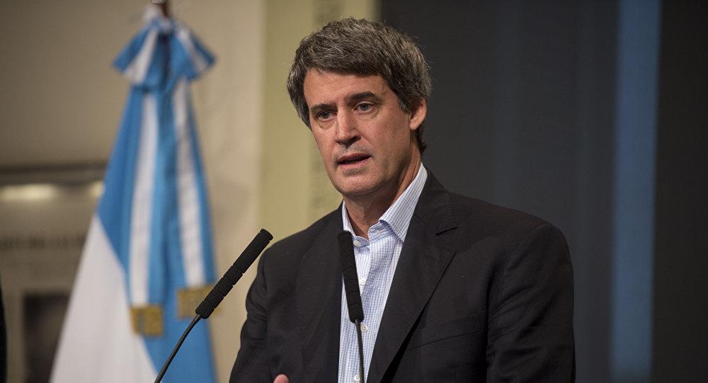 Alfonso Prat-Gay, ministro de Hacienda y Finanzas Públicas de Argentina