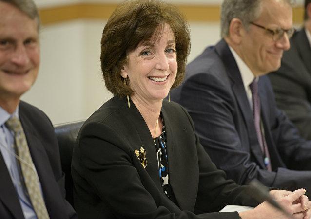 Roberta Jacobson, nueva embajadora de EEUU en México