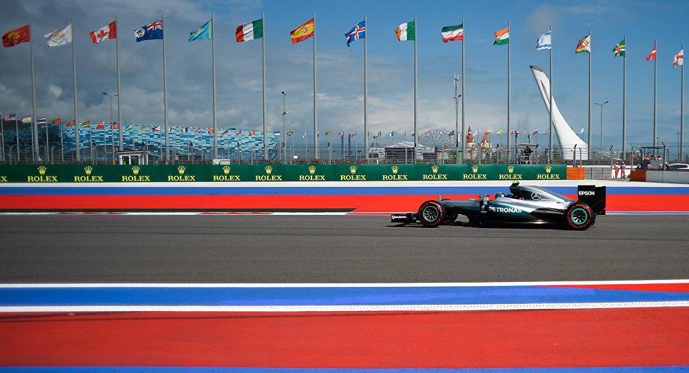 Fórmula 1 en Sochi
