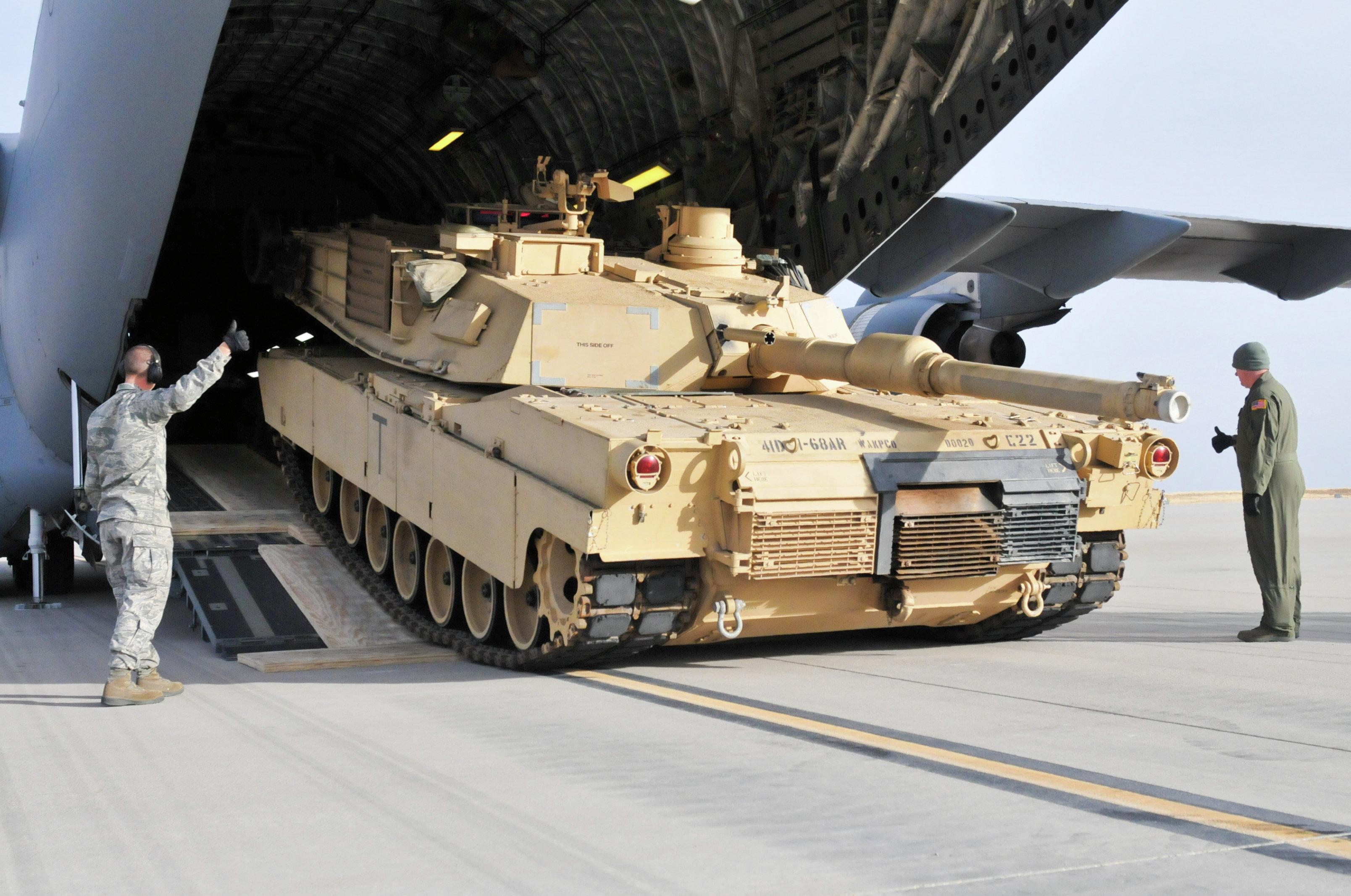 Carro de combate Abrams