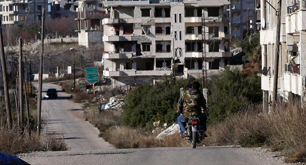 Situación en Latakia