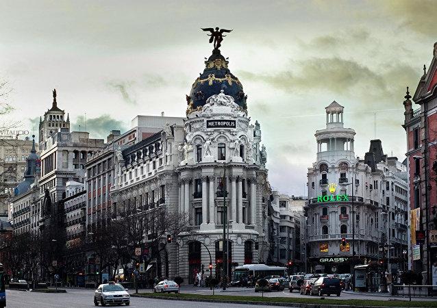 Madrid, capital de España