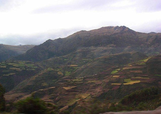 Paisaje, Perú